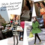 5 Style Lessons Courtesy of Blair Waldorf