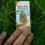 Perfectly Polished: Sally Hansen Salon Effects in Kitty Kitty