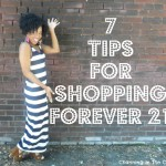 VIDEO: 7 Tips For Shopping Forever21