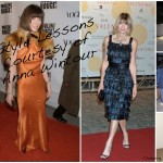5 Style Lessons Courtesy of Anna Wintour