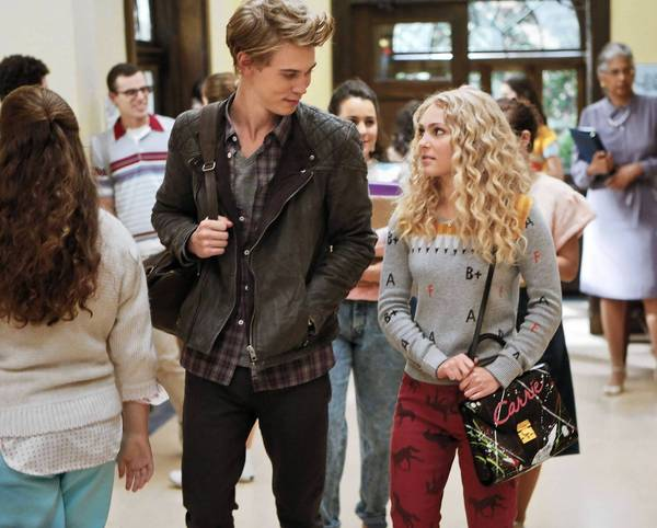"""The Carrie Diaries"""